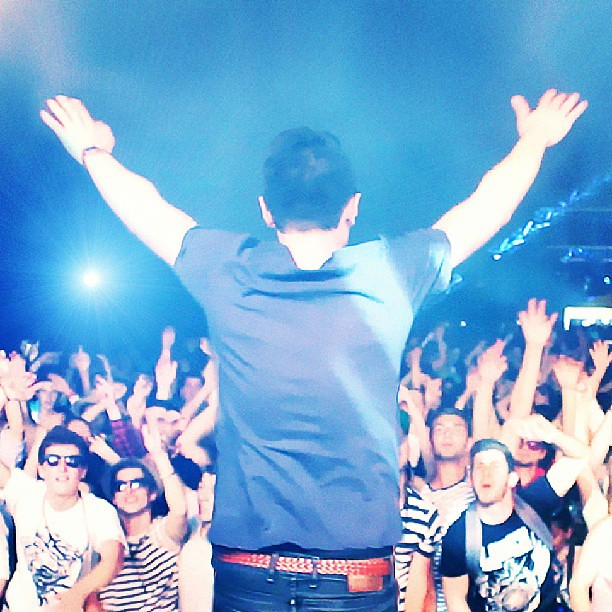 Throwbackthursday: 2012 at Beach Break Party festival