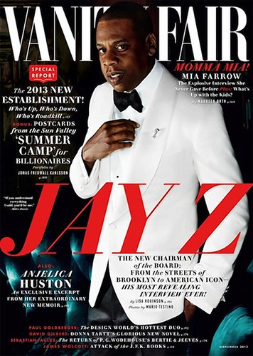 Jay-Z Vanity Fair Cover