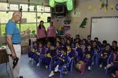 Hilton Bogota Volunteers Mentoring After School Program Students (HiltonWorldwide) Tags: corporate community day hilton grand week service hotels hampton volunteer conrad vacations embassysuites volunteerism hiltonhhonors doubletreebyhilton hiltonworldwide hiltonhotelsandresorts travelwithpurpose
