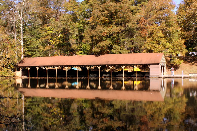 Cumberland Mountain State Park Paddleboat House