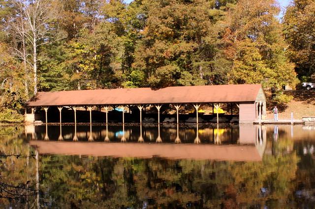 Cumberland Mountain State Park Paddleboat House