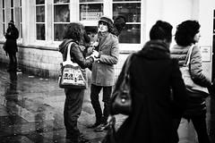 Fiddler Breton (stephen cosh) Tags: life street city people blackandwhite bw london sepia mono town camden candid streetphotography rangefinder reallife urbanlife humancondition blackandwhitephotos 50mmsummilux blackwhitephotos leicam9 stephencosh leicammonochrom leicamm