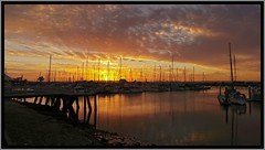 Sun has set over Deception Bay_01=