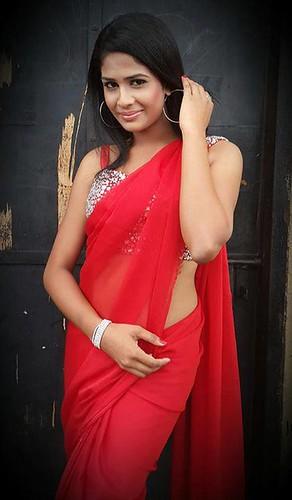 sri actress Maheshi lanka