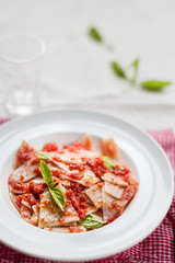 Menù di Natale (benedettamarchi) Tags: christmas winter food holiday dinner lunch fotografia foodphotography foodstyling fashionflavors