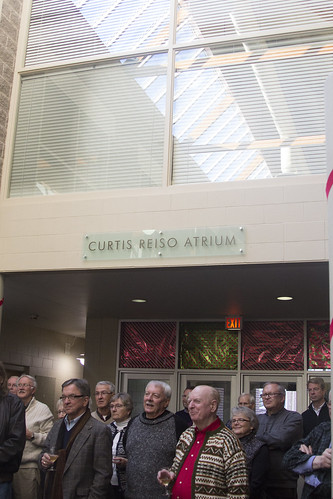 Curtis Reiso Dedication