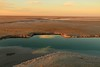 Sunrise at salt lake ... (Zé Eduardo...) Tags: africa lake nature water sunrise reflections landscape tunisia saltlake magreb chotteljerid toseur platinumheartaward bestcapturesaoi elitegalleryaoi mygearandme