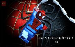 Spiderman 001 (13th_ArtisT) Tags: movie lego spiderman minifigure