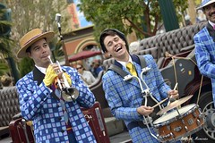 Five & Dime (Magical Memories by Maddy) Tags: baby clyde tbone dime fiveanddime jazzmusic jazzbands fiveanddimedime fiveanddimebaby fiveanddimeclyde disneyfiveanddime disneylandfiveanddime disneycaliforniaadventurefiveanddime disneyfiveanddimetbone