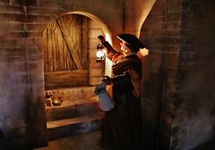 La notte dei tempi (fata_ci) Tags: canon natale notte chiese presepi 2013 abbazie abbaziadimorimondo