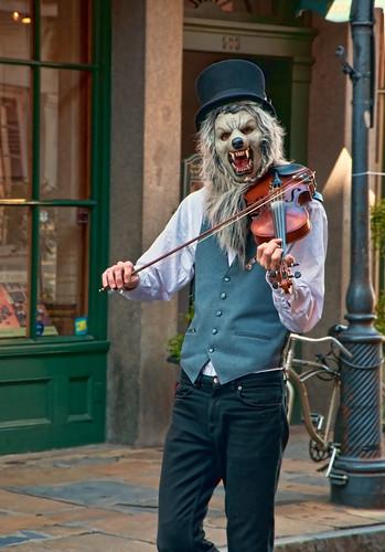 The Violin Monster