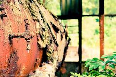 rust (Jack Venancio) Tags: viagem trem paranapiacaba joaopaulo 2014 mariafumaça