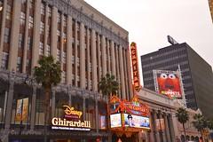 El Capitan Theatre, Hollywood.
