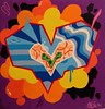Abstract Heart (tatscruinc) Tags: bio tatscru paintmarkers themuralkings abstractheart