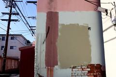 June 2012 427 (Lord Jim) Tags: street color art graffiti la losangeles swatch paint rothko buff fields patch removal mismatch june2012