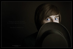 (Ana Lukascuk) Tags: portrait people man face hat eyes young lukascuk