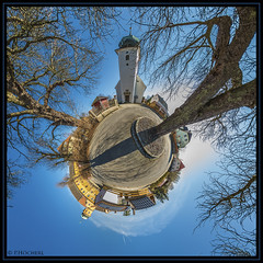 Käßberg Reuth (P.Höcherl) Tags: germany bayern deutschland bavaria nikon fisheye 8mm oberpfalz d800 2014 ptgui samyang reuth littleplanet panosaurus upperpalatinate mygearandme mygearandmepremium flickrstruereflection1 flickrstruereflection2