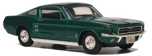 Matchbox Dinky Mustang