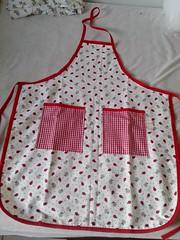 avental Joaninha (Elis Eli) Tags: patchwork joaninha kitdecozinha