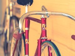 #NAGASAWA (funkyruru) Tags: postprocessed bike taiwan cycle fixie fixedgear taipei pista trackbike njs nagasawa olympusomdem5 mzuikodigitaled75mmf18
