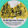 A Old Higsonian Tradition (Leo Reynolds) Tags: xleol30x squaredcircle beer mat coaster beermat famous old higsonian canon eos 40d 0sec f80 iso100 60mm 033ev sqset103 hpexif xx2014xx