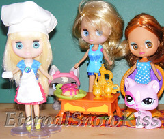 Little Helpers  ( eternal-snow ) Tags: pet shop doll little sewing blythe tutorial lps