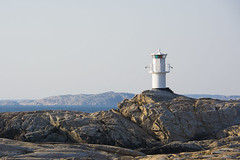 Lighthouse (@lattefarsan) Tags: ocean sunlight lighthouse water landscape marstrand archipelago