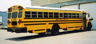 COLORADO BLUE BIRD BUS - RANGELY SCHOOL DISTRICT