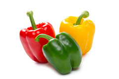 280A4912 (Patrick Foto ;)) Tags: red food white game color green cooking yellow closeup composition pepper three healthy colorful chili raw natural bell market sweet cut eating background object spice vivid tasty nobody vegetable fresh gourmet health vegetarian peppers taste organic aromatic peper paprika culinary isolated freshness ripe dieting ingredient vitamin