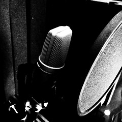 Microphone (Frizztext) Tags: studio singer microphone mic frizztext soundcloud