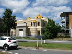 Shri Vishnu Mandir (streamer020nl) Tags: holland netherlands temple vishnu nederland nl hindu mandir buiten tempel almere shri 2015 hindoe almerebuiten 180715