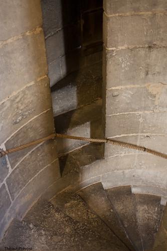 Escalier dans un escalier