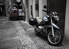 Cefalu 3 (gsamie) Tags: 600d canon cefalu guillaumesamie italy rebelt3i sicilia sicily gsamie motorcycle street