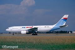 F-BUAP (@Eurospot) Tags: fbuap a300 airinter blagnac toulouse