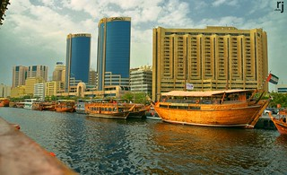 Dubai Creek, Emirates