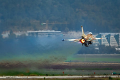Afterburner Thursday! © Nir Ben-Yosef (xnir) (xnir) Tags: barak israel afterburner thursday © nir benyosef xnir afterburnerthursday f16 viper falcon takeoff outdoor aviation nirbenyosef israelairforce iaf