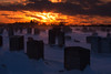 Fire and Ice (tomcanon68) Tags: canon40d canon canon70300mmf456isii cemetery winter snow sunset cold