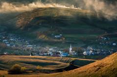 Village (Kozics Tibi) Tags: transylvania erdély mezőség village eos40d 40d