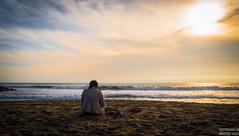 newport beach, ca (AdrienneCredoPhotography) Tags: newport newportbeach california sunset nikon nikond3200 summer water nature