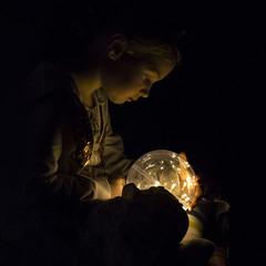 in the beginning (John J99) Tags: caravaggio chiaroscuro childportrait portrait