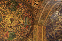 Vank Cathedral (Wild Chroma) Tags: vank cathedral church vankcathedral esfahan isfahan iran persia interior painting ceiling