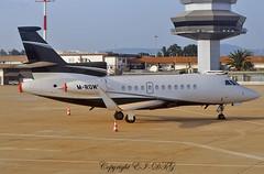 Dassault Falcon 900LX M-ROWL ROWL Operations Ltd. (EI-DTG) Tags: faroairport fao 24feb2017 bizjet planespotting aircraftspotting portugal mrowl falcon dassaultfalcon trijet