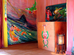 mural south & stuff (ghostboardstudios) Tags: murals exotica fantasy scifi