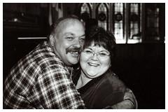 Jerry Holland and Marian Dewar