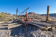 Windmill at Bonanza King Well (joeqc) Tags: canon 6d ef24105f4l mnp mojave mojavepreserve preserve national desert windmill