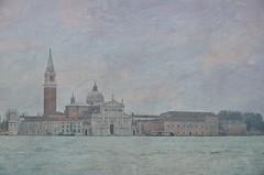 A misty day in Venice (Aránzazu Vel) Tags: venecia texture textura isla isola sangiorgiomaggiore venice venezia