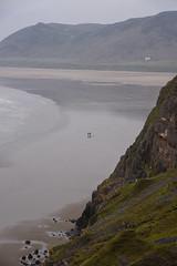 Lonely   *Explore* (sarah_presh) Tags: wales beach rhossili gower peninsular nikond750 cliffs outside coast coastline mist