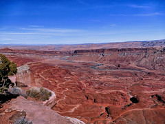 Down In The Valley..... (Blue Sky ~ Red Rocks ~ Jeep) Tags: utah hiking exploring adventure redrocks scenery southwest canyons