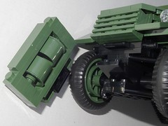 Cobi_Steering_Upgrade_11_M3_Halftrack_2441 (El Caracho) Tags: cobi building blocks small army ww2 steering upgrade m3 halftrack 2441