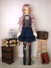 in my closet (sasurin) Tags: volks sdgr sdgrg michele 2nd fullbody superdollfie bjd doll